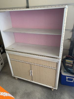 Storage Hutch and Shelves for Sale in VLG O THE HLS, TX