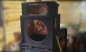 2 vintage electro voice EV 15 inch cabinets boxes for Sale in Orange, CA