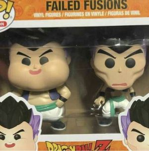 BoxLunch Exclusive Dragon Ball Z Failed Fusions 2 Pack Funko Pop! for Sale in Los Angeles, CA