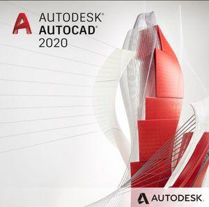 AutoDESK AutoCAD 2019/2020 Copy for Sale in Fontana, CA