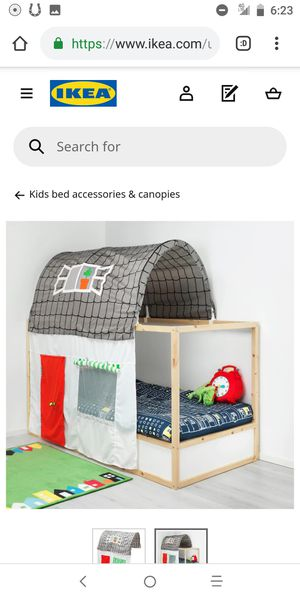 The cutest children's bed tent for Sale in Oakland, CA