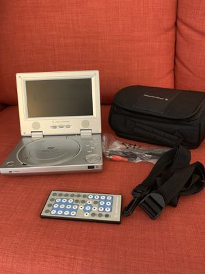 Portable DVD Player for Sale in San Diego, CA