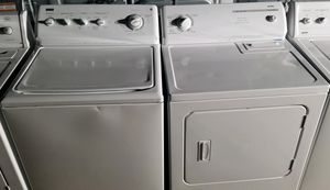 """KENMORE"" MATCHING SET HEAVY DUTY SYSTEM WASHER & ELECTRIC DRYER 3.8 cu ft for Sale in Phoenix, AZ"