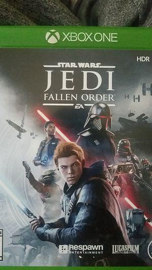 Star Wars: Jedi Fallen Order for Sale in San Diego, CA