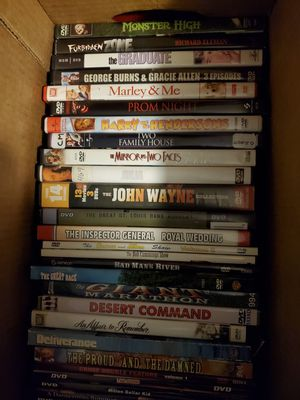 136 Classic movies and TV shows for Sale in Seekonk, MA