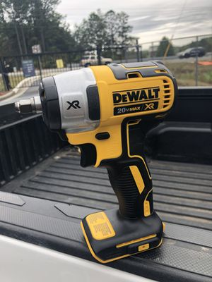3/8 cordless impact wrench dewalt for Sale in Roswell, GA