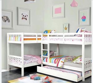 Quadruple bunk bed for Sale in Downey, CA