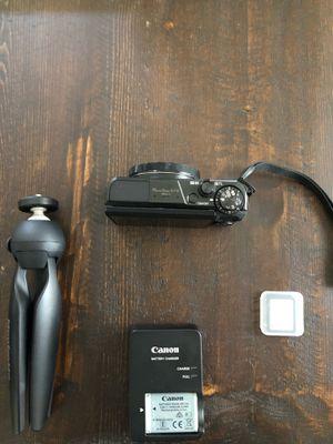 Canon g7x mark ii for Sale in Rocklin, CA