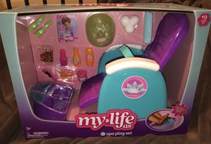 My life spa play set for Sale in Monona, WI