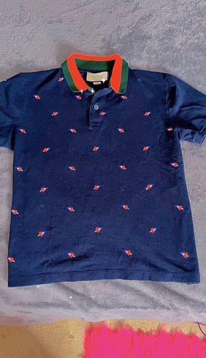 Men's Gucci Collar Shirt ( Size M ) for Sale in Alexandria, VA