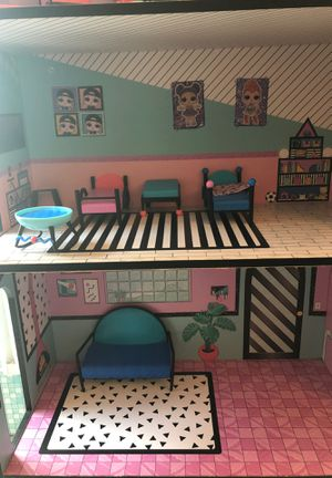 Lol Wood Doll House for Sale in Boca Raton, FL