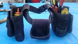 Husky tool belt with tools for Sale in Fresno, CA