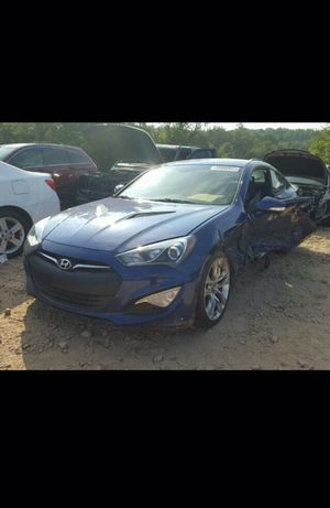 15 Hyundai Genesis coupe r-spec PARTS for Sale in Wellford, SC