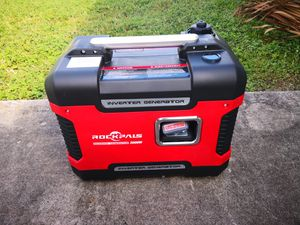 Inverter Generator 2000 Watts (PRICE IS FIRM) for Sale in North Miami, FL
