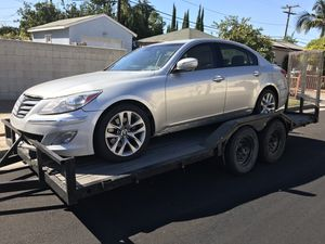 2013 Hyundai Genesis part out for Sale in Downey, CA
