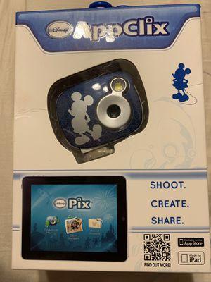 Disney AppClix Camera for Sale in Lomita, CA