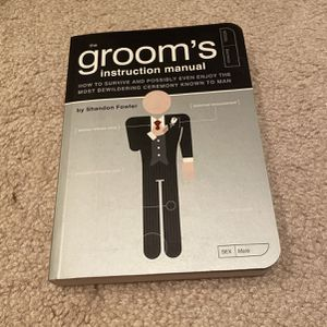 Groom Book For Wedding for Sale in Milpitas, CA