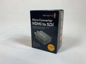 Blackmagic Design BlackMagic Design Micro Converter HDMI to SDI for Sale in Pembroke Pines, FL