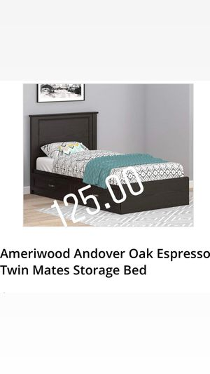 Twin bed frame for Sale in Tampa, FL