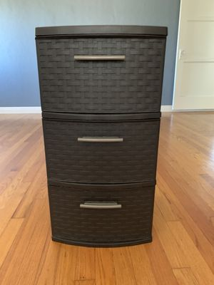 Target woven storage container for Sale in San Diego, CA