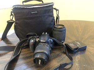 Nikon D3100 Camera Kit for Sale in Brea, CA