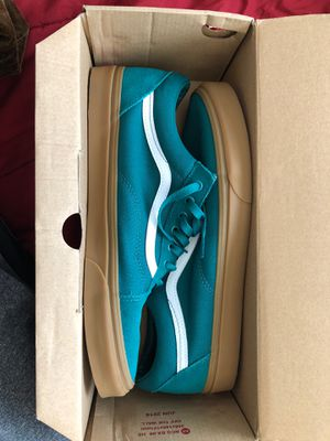 Green/quetzal gum vans SIZE 13.0 for Sale in Sacramento, CA