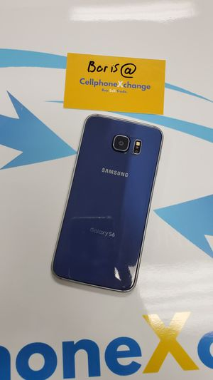 Galaxy S6 Unlocked 32GB *COMPATIBLE with all CARRIERS for Sale in Garland, TX