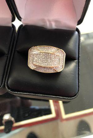 Diamond rings men for Sale in St. Louis, MO