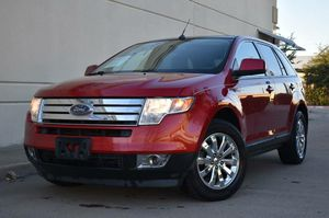 2007 Ford Edge SEL Plus 4dr Crossover for Sale in Arlington, TX