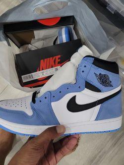 "Jordan 1 Retro ""University Blue"" Size 9 for Sale in Port St. Lucie,  FL"