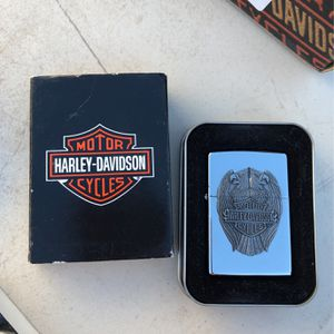 Harley Davidson American Champion Zippo for Sale in Surprise, AZ