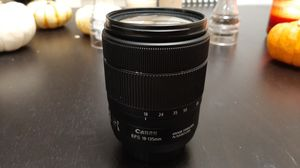 Canon 18-135 lens for Sale in Rockville, MD