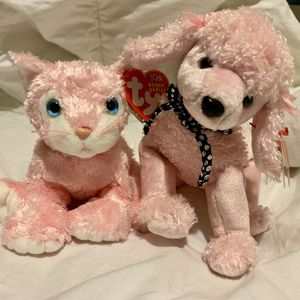 Ty Beanie Babies Carnation and Brigitte Tag Errors! for Sale in San Diego, CA