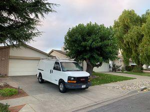 2004 GMC Savana Cargo Van for Sale in Fremont, CA