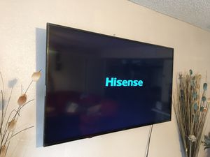 "55"" smart tv HISENSE for Sale in Phoenix, AZ"