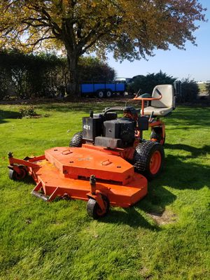 "Scag commercial lawn mower 61""deck for Sale in Woodburn, OR"
