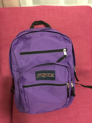 JANSPORT BIG STUDENT BACKPACK NEW for Sale in Renton, WA