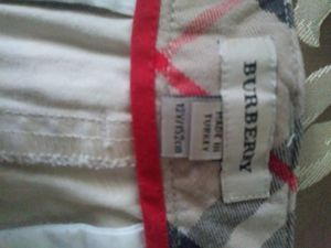 Authentic Burberry Pants for Sale in Las Vegas, NV