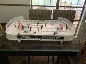 Stiga NHL Rod Hockey Game ( Mini Game Table) for Sale in Las Vegas, NV