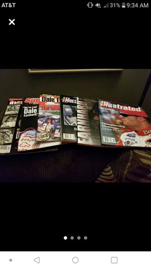 NASCAR magazines for Sale in Clinton, IN