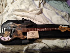 Custom Squier P Bass for Sale in Bristol, TN