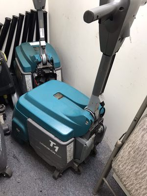 Tennant T1B Walk-Behind Micro Floor Scrubber with Charger for Sale in Tempe, AZ
