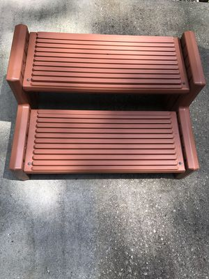 Hot Tub Steps & Pillows for Sale for sale  Lilburn, GA