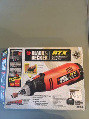 BLACK & DECKER RTX Rotary Tool for Sale in Davie, FL