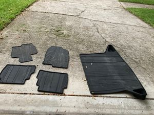 Mazda CX-5 all weather mats for Sale in Pinellas Park, FL