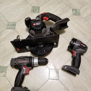 3 Porter cable 18volt Tools for Sale in Everett, WA