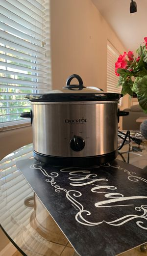 Crock-Pot for Sale in Rancho Mirage, CA