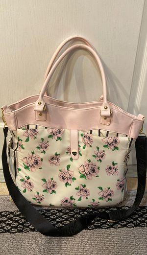 Betsey Johnson Diaper bag for Sale in Vallejo, CA