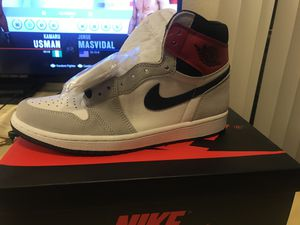 Jordan 1 smoke grey size 9 for Sale in Las Vegas, NV
