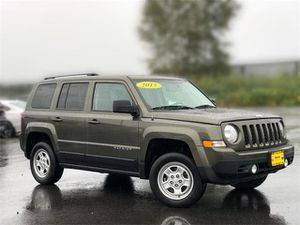 2015 Jeep Patriot for Sale in Sumner, WA